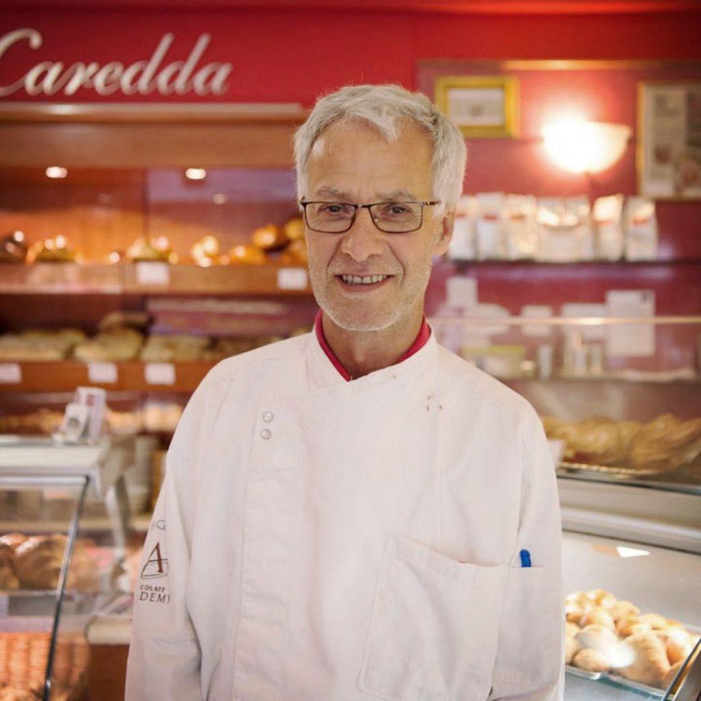 Paolo Caredda, die italienische Confiserie in Zürich.